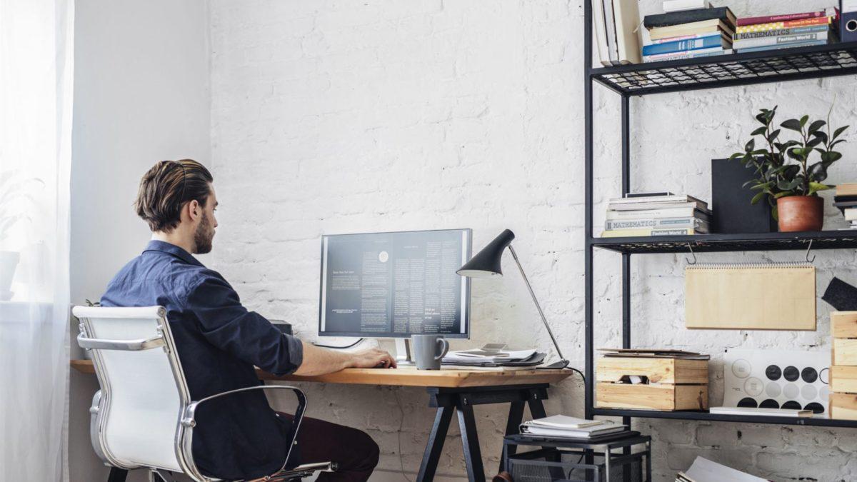 5 wskazówek dotyczących konfiguracji pierwszego biura domowego