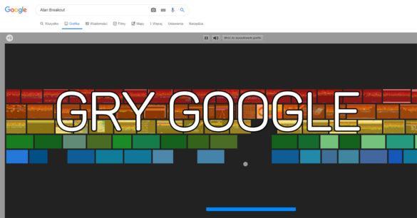 gry google