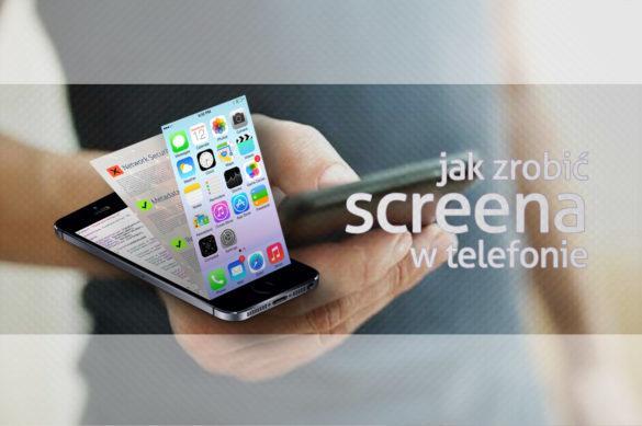 telefon screen