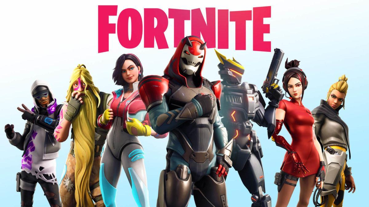 Fortnite, czyli doskonała gra ze stajni Epic Games