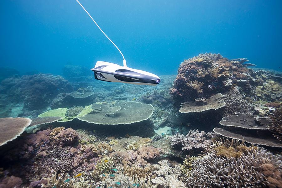 Co warto wiedzieć o dronach podwodnych?