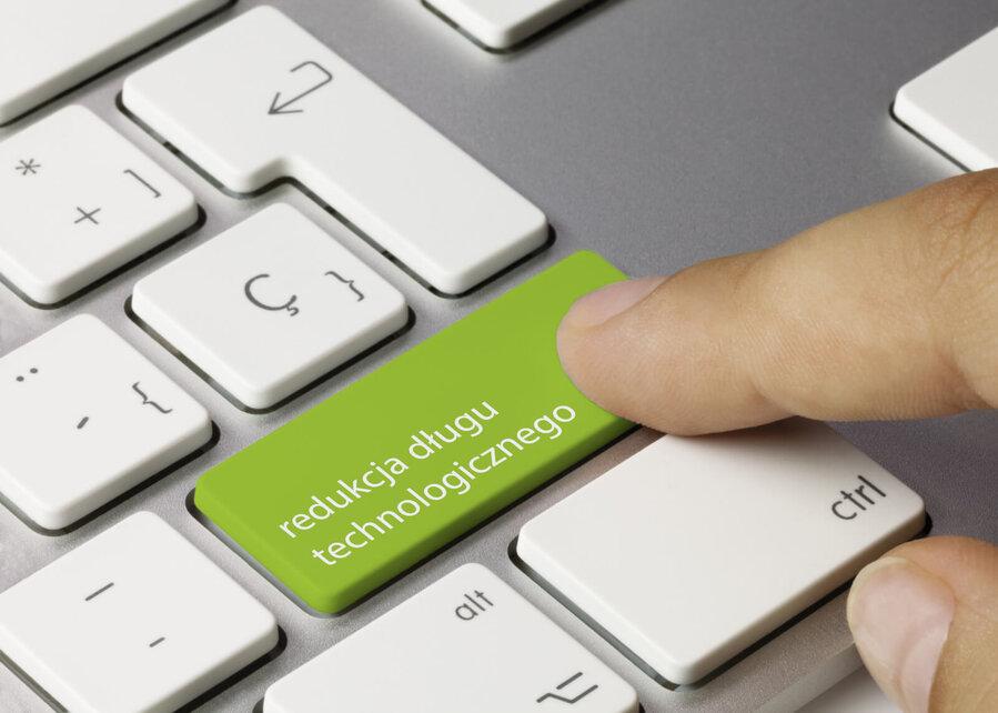 Rozwój oprogramowania dla biznesu – jak pomaga zredukować dług technologiczny?